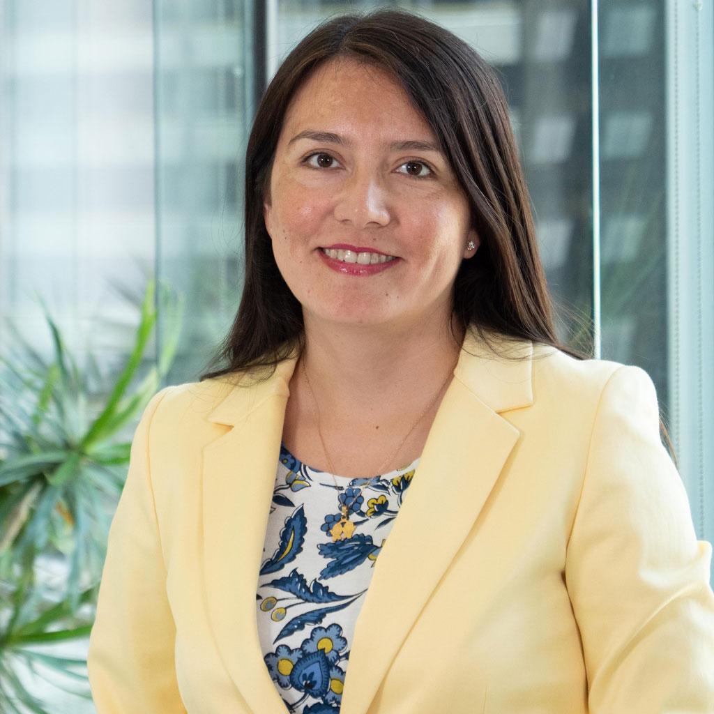 María Olga Galleguillos