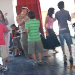 Hogar de niños Luz de Cristo. Navidad año 2008