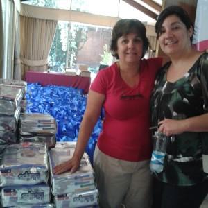 Navidad 2011. Fundación Chile Unido