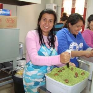 Navidad 2012. Colegio el Manzano